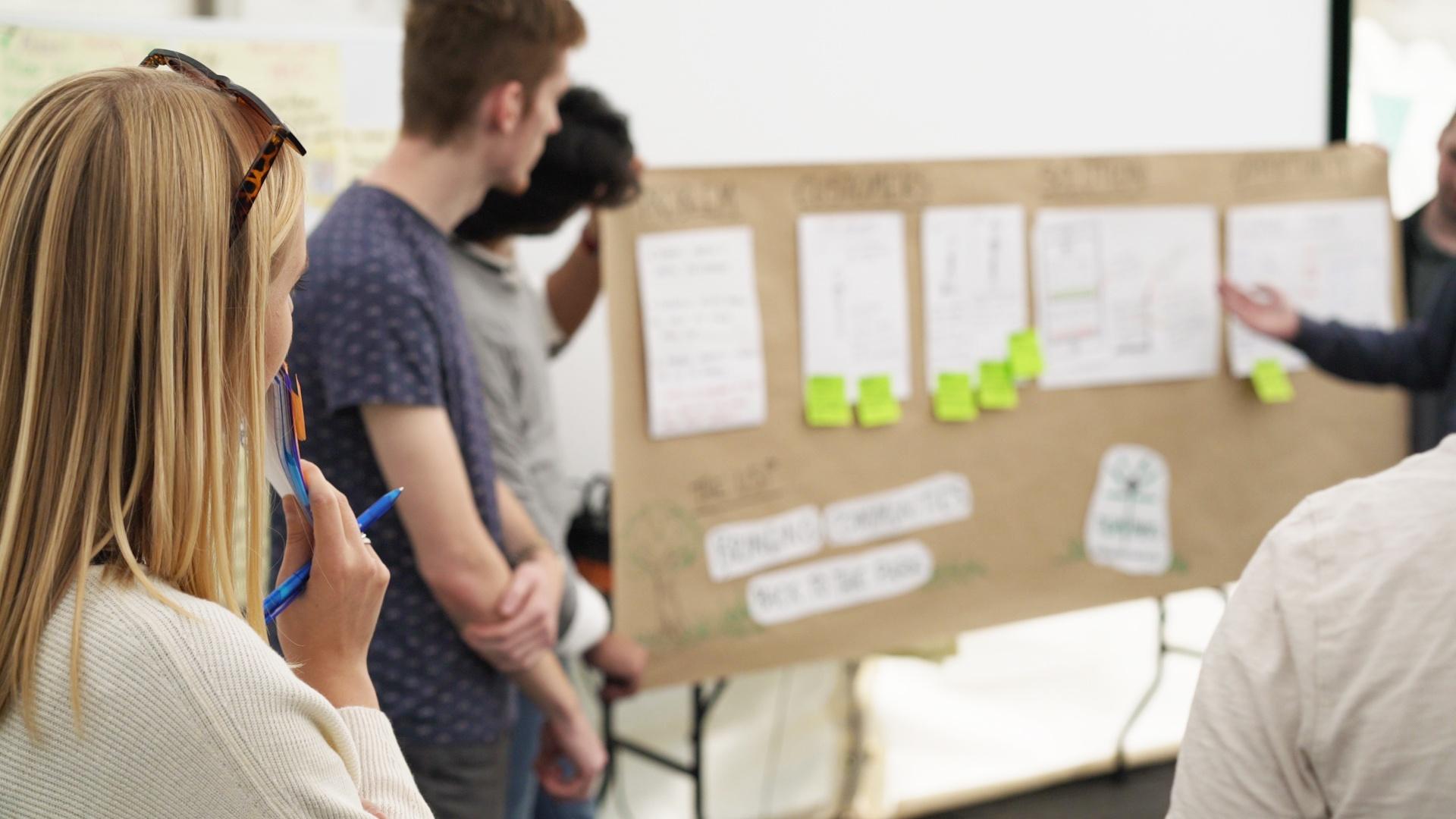 Hackathon at NHS for digital health startups