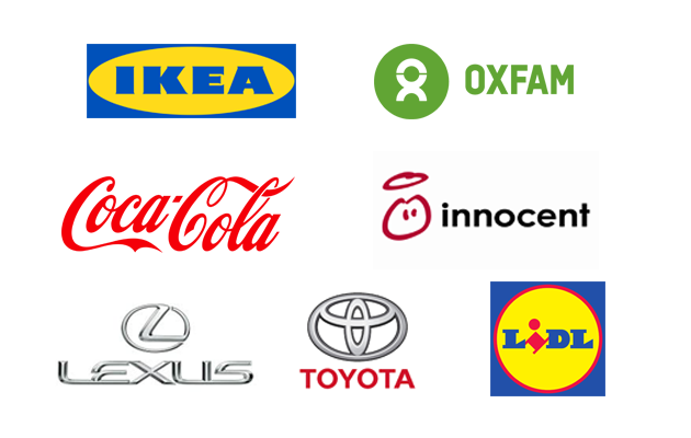 Top Brand Logo's A Guide to Brand Creation