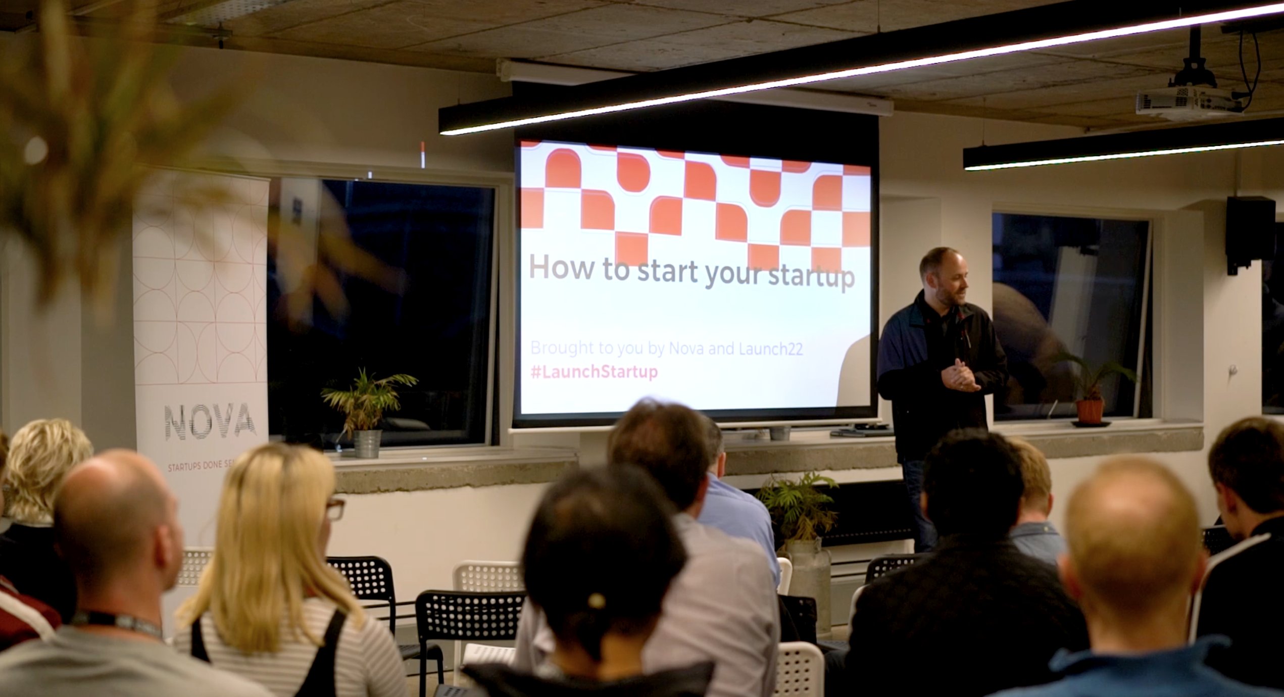 Nova startup school mentoring founders