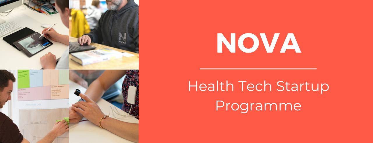 Health Tech Programme, November cohort - Key Information🚀