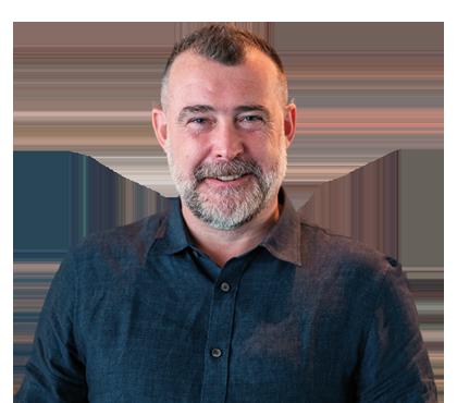 Nova's Chief Executive Officer Andy Davidson