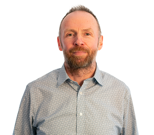 Nova's Chief Technical Officer Andy Speakman