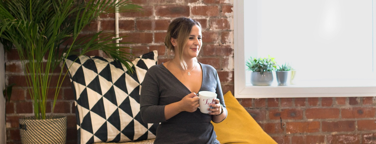 Diary of a founder: Rebecca Taylor